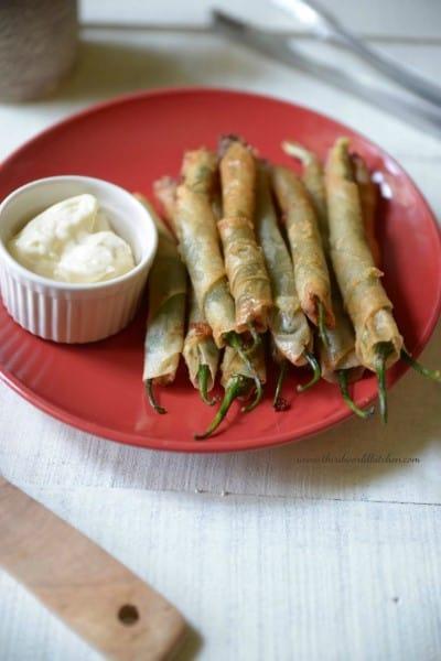 Third World Kitchen - Chili Cheese Sticks