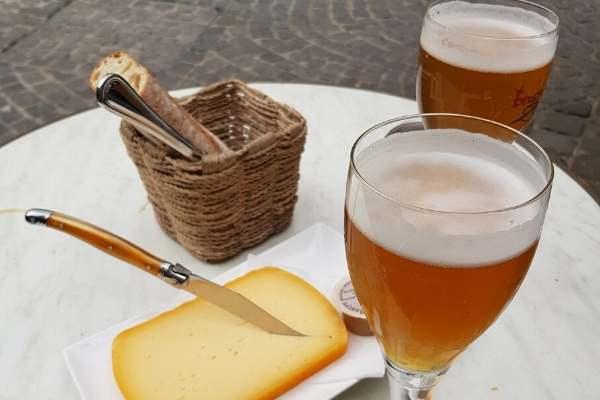 best beer snacks belgium darek and gosia