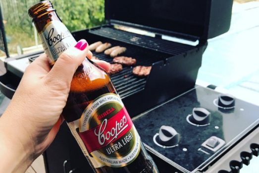 sausage sizzle and beer australias best bar snacks