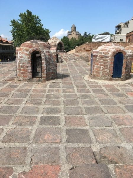 Sulphur Baths Tbilisi