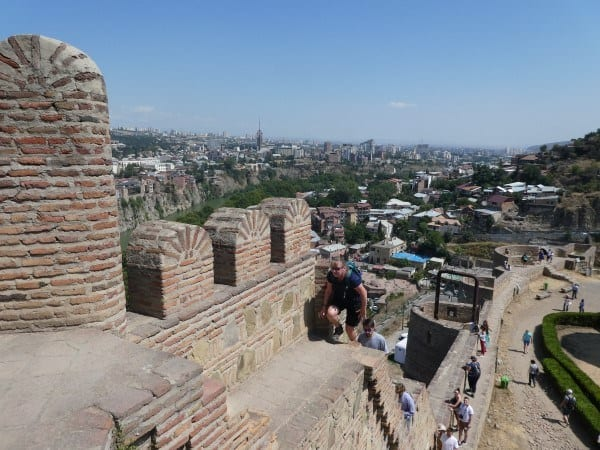 Tbilisi Best Views Narikala Fortress