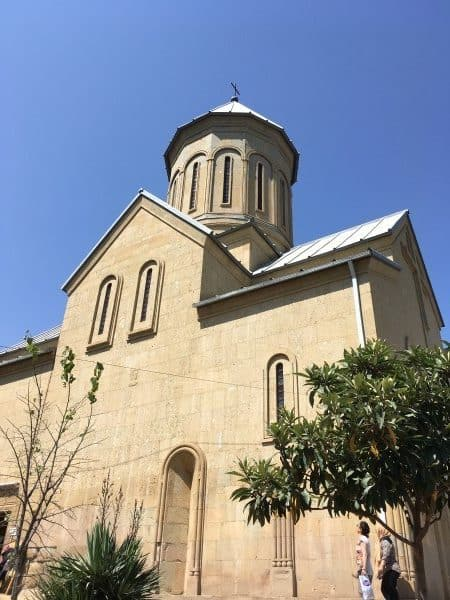 Tbilisi Church of St Nicholas