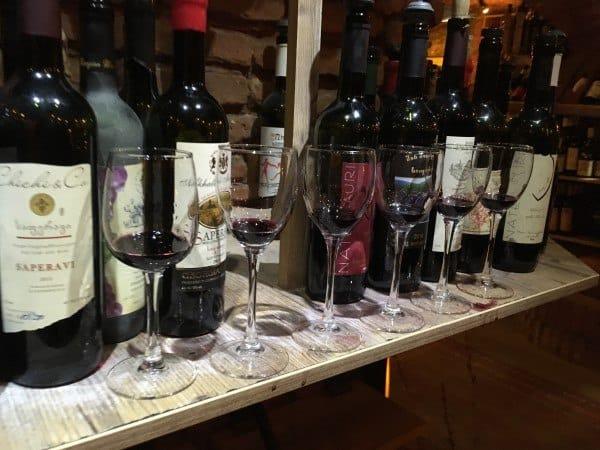Tbilisi Wine Tasting