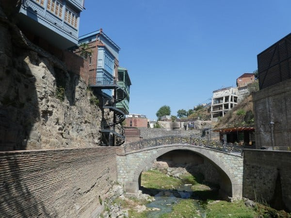Things to see in Tbilisi Fig Gorge