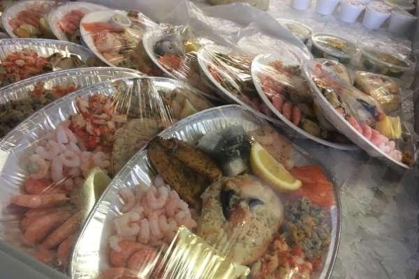 Eat Seafood on Mersea Island