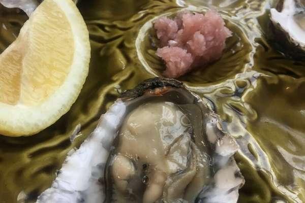 Mersea Island Oysters