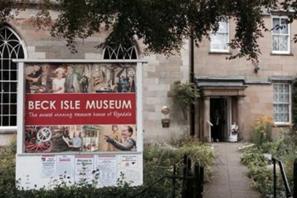 Visit the Beck Isle Museum in Pickering