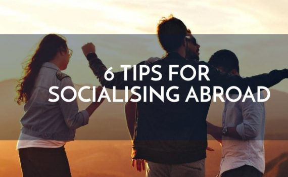 tips for socialising abroad