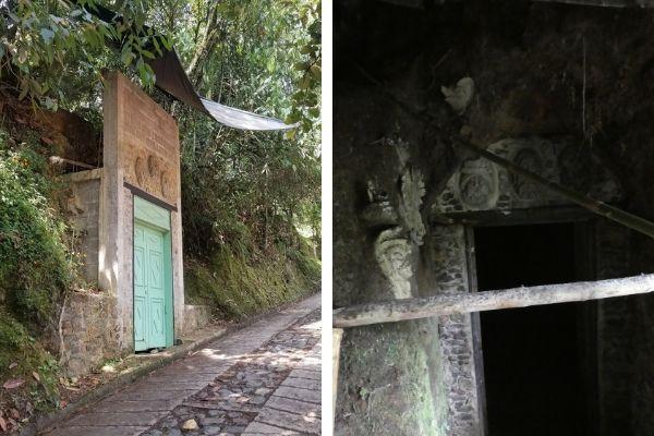 Jardins bat cave