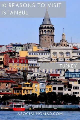 10 reasons to visit istanbul