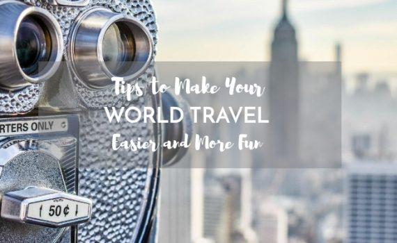 tips to make travel more fun