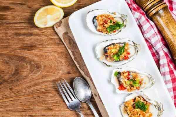 Eat Oysters on Miyajima Island