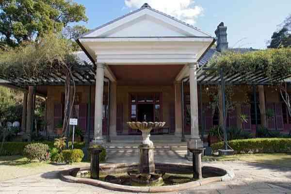 Glover house glover garden nagasaki