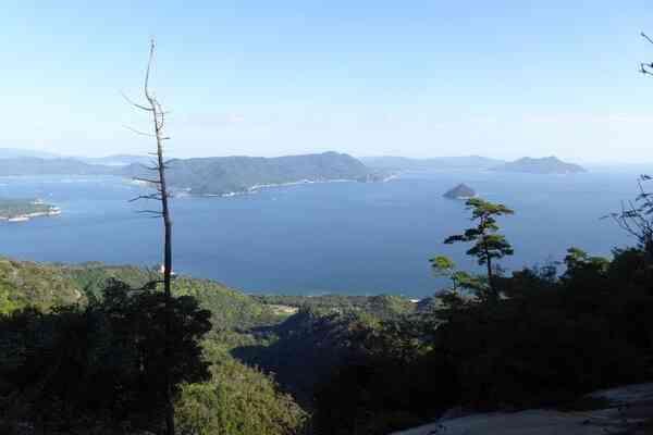Hike to the top of Mount Misen Miyajima
