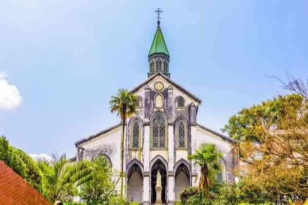 Oura Cathedral Nagasaki