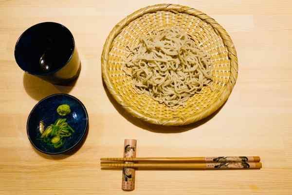 how to make soba noodles in japan