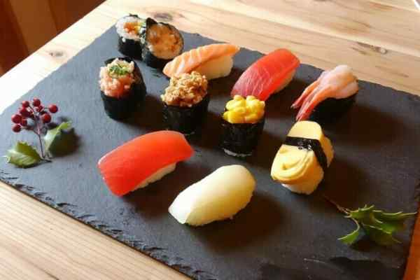 sushi making course in japan