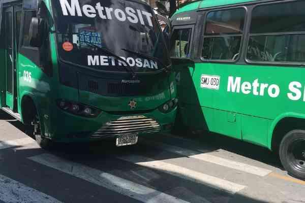 bus from san javier to escalators