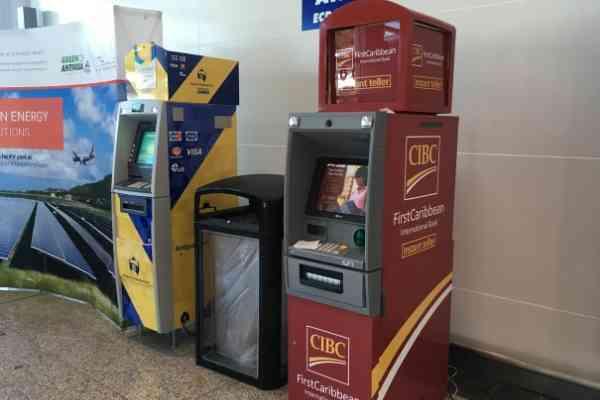 ATMS at VC Bird Airport Antigua
