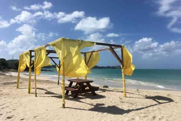 Antigua Beaches