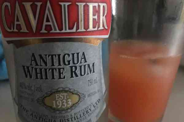 Homemade Antigua Rum Punch