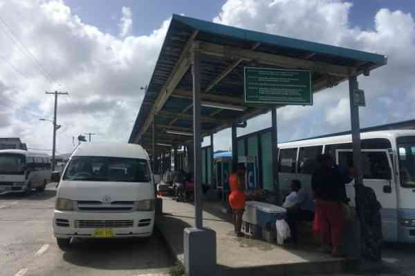 Local Bus Antigua and Barbuda