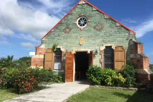 st Barnabas Anglican Church Antigua