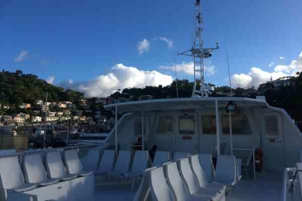 Top Deck Osprey ferry