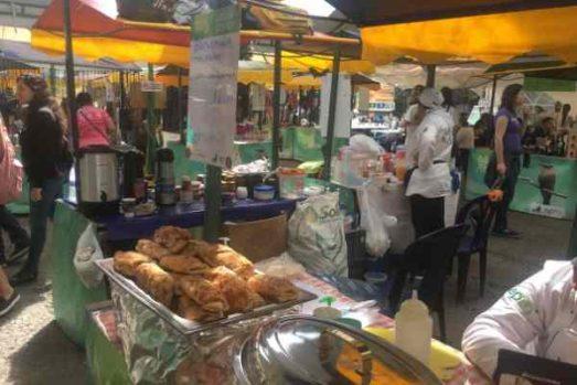 Parque Arvi market