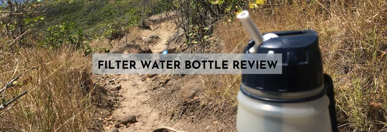 filter water bottle review