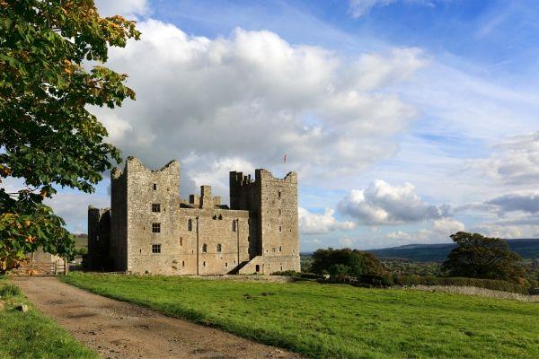 Castles in Yorkshire Bolton Castle