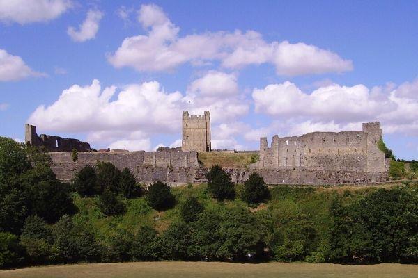 Castles in Yorkshire Richmond Castle