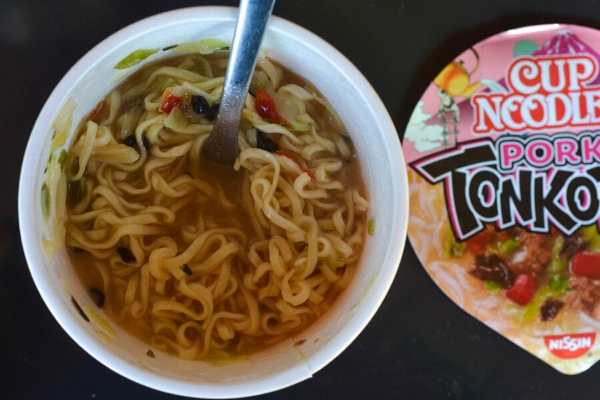 Instant Noodles from Japan