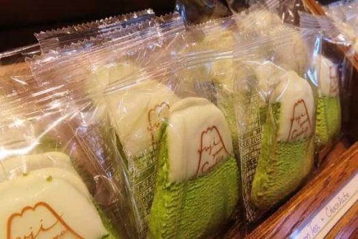 Japanese Snacks Fujiyama Cookies