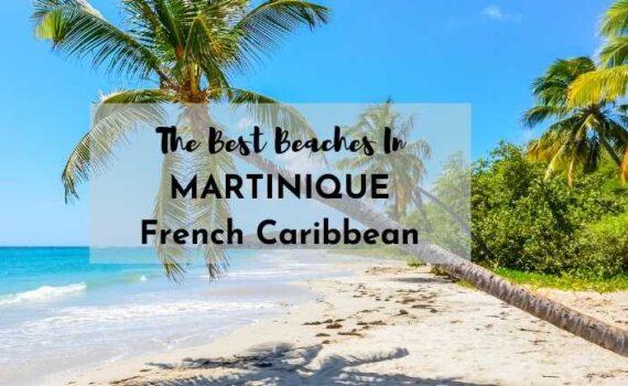 best beaches in martinique