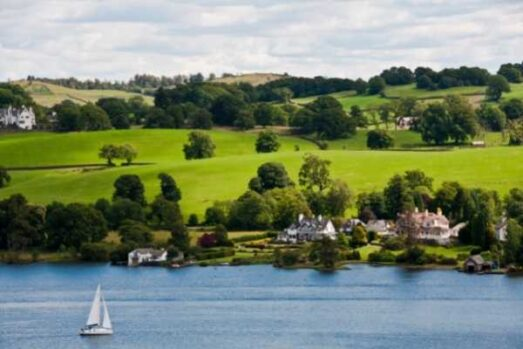 Lake Windermere things to do in the lake district